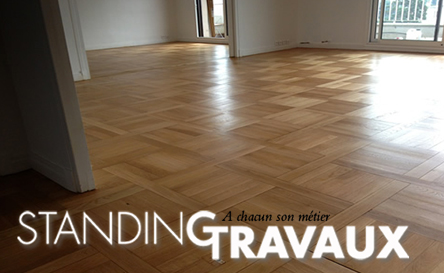 R novation parquet massif parquet massif for Poncer un parquet vitrifie