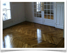rénovation parquet mosaîque